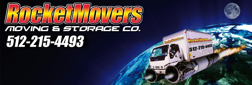 Rocket Movers | Austin Moving Company